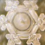 "Emoto water photo  ""Thank You"""